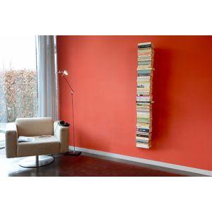 Radius design cologne Knižnica 8 poličiek  RADIUS DESIGN (BOOKSBAUM schwarz WAND 2 GROSS 725A) čierna