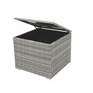 Box na podušky 90x90 cm BORNEO (hnedá)