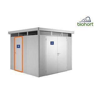 Biohort Dodatočné dvere k domčekom Biohort (Strieborná metalíza)